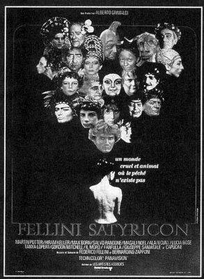 Fellini Satryicon