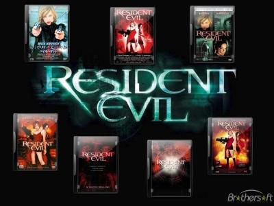 The Resident Evil film franchise.