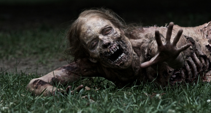 Legless zombie that garnered much popularity with fans.