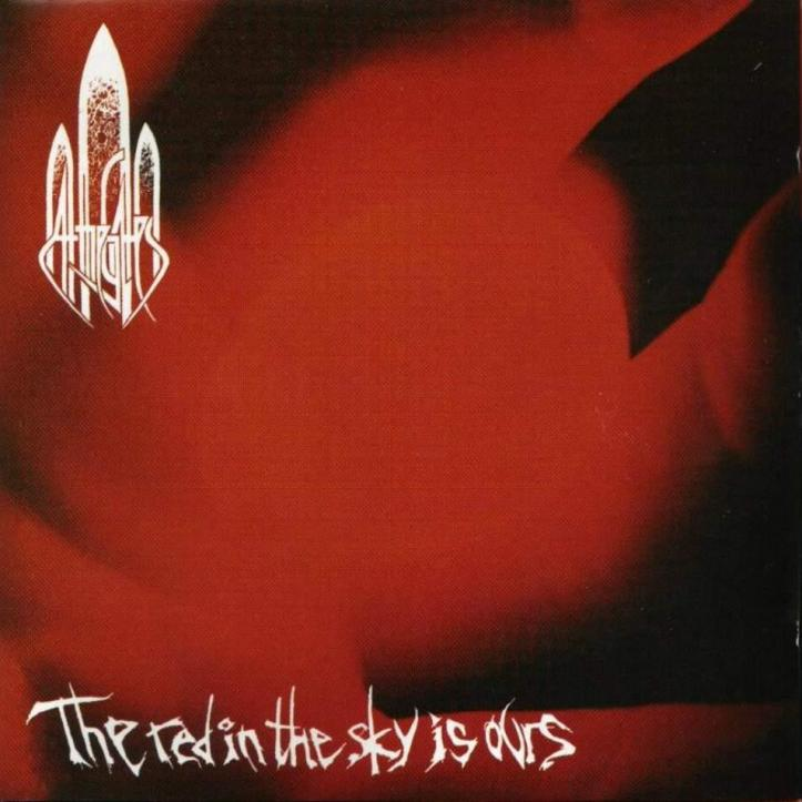 #1) At The Gates - The Red In The Sky Is Ours