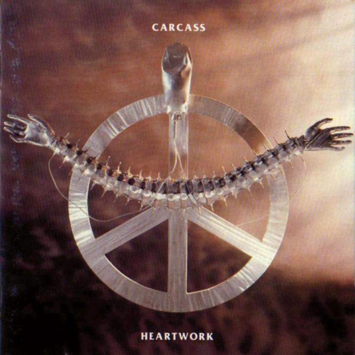 #5) Carcass - Heartwork