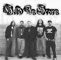 Held In Scorn Logo